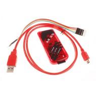 Программатор PIC контроллеров Microchip PICkit 3-5 usb